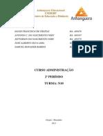 CIÊNCIAS SOCIAIS - ATPS