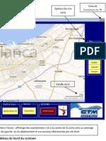 Système d'information géographique et d'aide à la décision pour la planification et l'optimisation des tournées de livraison à domicile