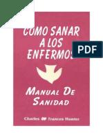 180279925 Spanish Como Sanar a Los Enfermos