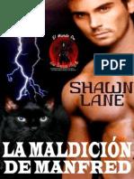 Shawn Lane - La Maldición de Manfred