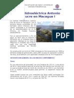 Represa del Guri Macagua I,II y III