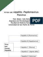 VirusHepatitis-Papilomavirus-Poxvirus2014