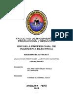 Informe Del Proyecto Torres Gutierrez, Eduv