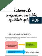 Sistemas de Composición Variable
