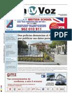 LA VOZ DE TORRELODONES Y HOYO DE MANZANARES- OCTUBRE 2014- Nº 134