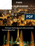 Paris-la Ville Lumiere
