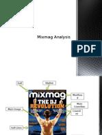 Mixmag Analysis