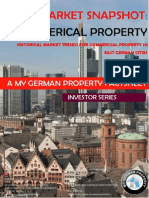 Historical market trends for commerical property in East German cities- An Investors guide