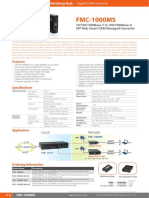 FMC 1000MS Datasheet