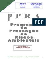 Modelo de PPRA - 3