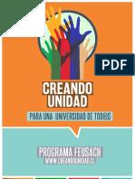 Programa Lista C, Creando Unidad