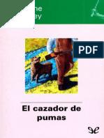 Zane Grey, El Cazador de Pumas