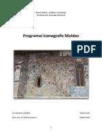 Programul Iconografic Moldav