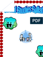 Social Studies S.B.A