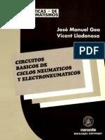 Circuitos Basicos de Ciclos Neumaticos y Electroneumaticos