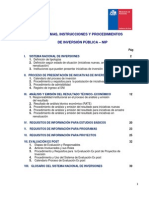 Normas, instrucciones y procedimientos de inversión pública - MIDEPLAN.pdf