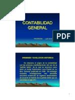 Apuntes de Contabilidad General