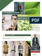 Forecast Stylesight S/S 15 weekly 10