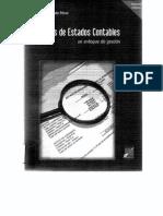 Analisis de Estados Contables Un Enfoque de Gestion - Jorge Orlando Perez