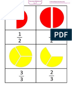Fracciones Montessori