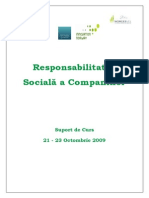 responsabilitatea sociala