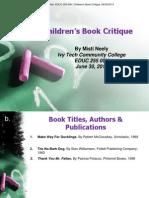 neely misti educ 255 00h 07-01-14 childrens book critique