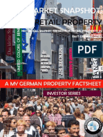 Historical market trends for retail property in East German Cities- an investors guide