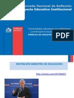 Jornada Nacional de Reflexion Pei (Provincial)