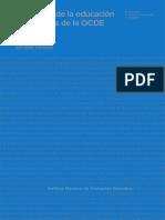 Panorama de La Educacion 2015informe Espanol 05 Sep
