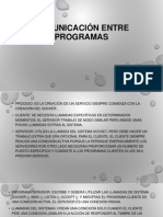 Comunicación Entre Programas