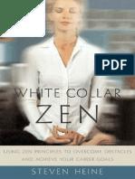 120427877 Steven Heine White Collar Zen