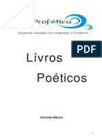 Apostila - Livros Poéticos