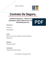 Contratos de Seguros Chile