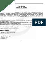 Manual GPS III Plus Español
