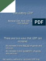 Cách tính GDP