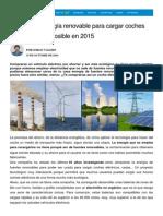 Almacenar energía renovable para cargar coches electricos será posible en 2015.pdf