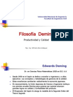 Clase 1 27.0814Edwards Deming
