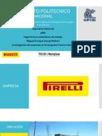Empresas puerto interior
