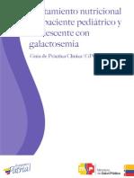 Guia Practica Clinica Galactosemia