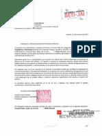 Registro de Avisos por obras en el Frontón Beti-Jai (31/10/2014)