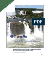 TransRe - Avaliação de Enchentes e Secas No Brasil