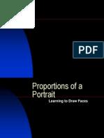 Proportion of a Portrait