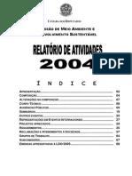 Relatorio 2004