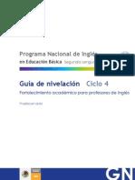 Nivelacion Ingles