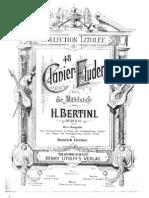 Bertini - Op 29 - 24 Etudes