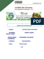Trabajo Academico - Operaciones Unitarias en Ingeniería Ambiental