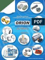 Catalogo Orion 2007