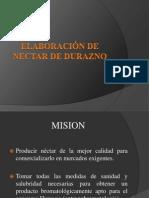 Nectar Durazno