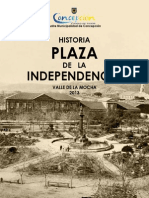 Historia Plaza Independencia- Alejandro Mihovilovic