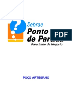 SEBRAE-Poço Artesiano